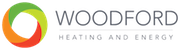 Woodford Heating and Energy Logo