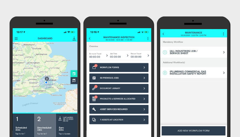 Klipboard Apple and Android Mobile App