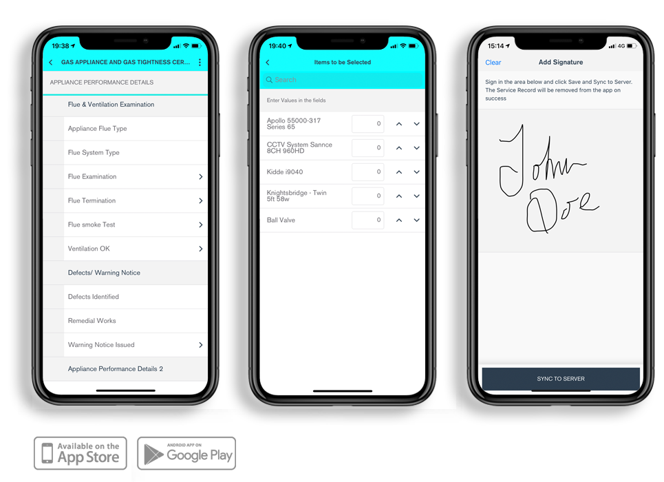 mobile workflow forms 1