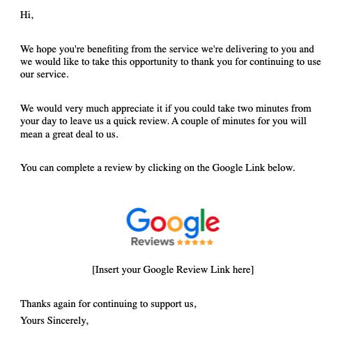 Do Google Reviews Matter?